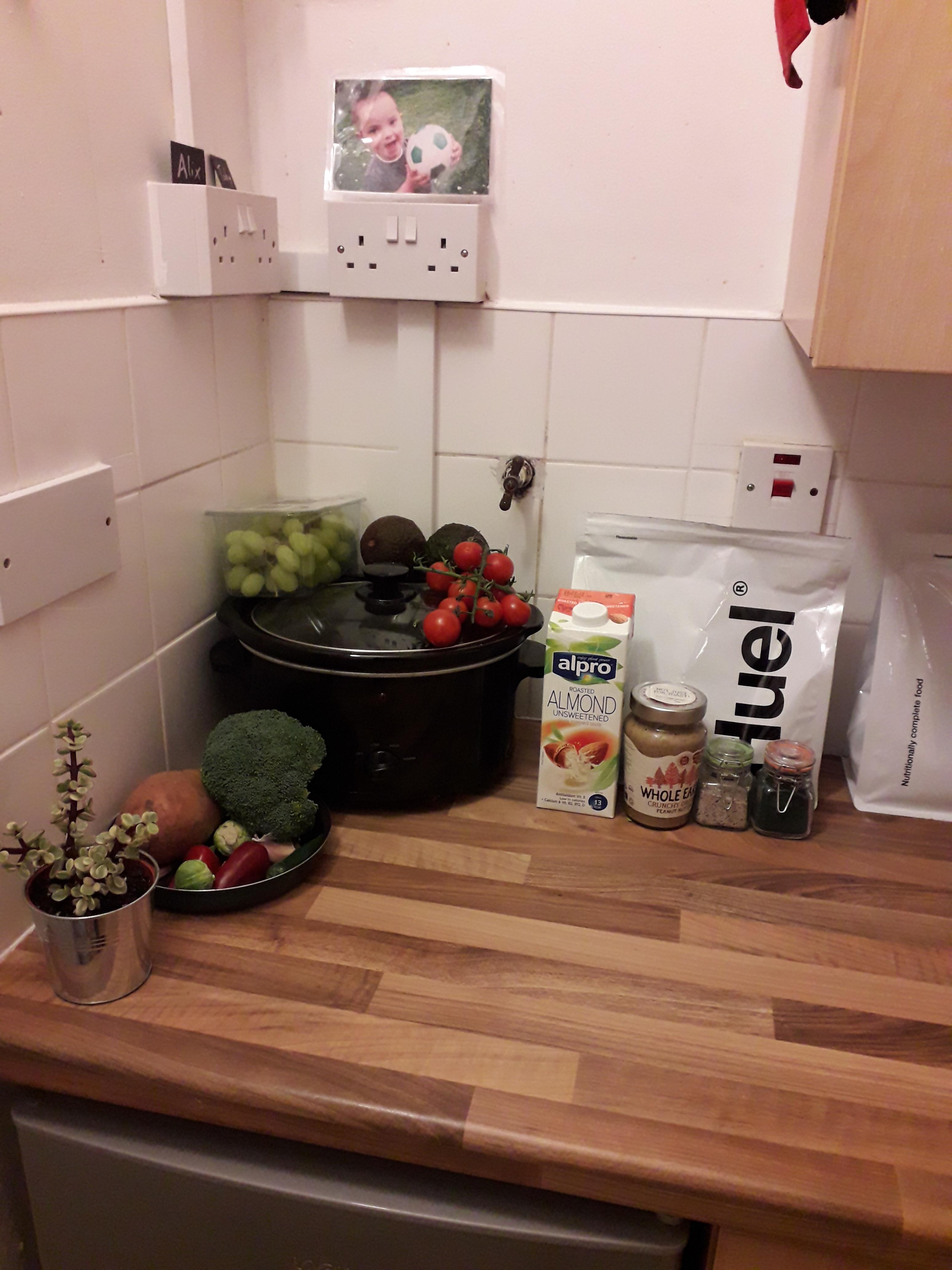 Huel Fresh Food Alix Coe